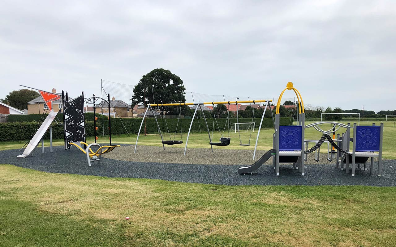Playground Installation Norwich